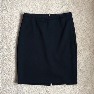 The Limited Black Pencil Skirt with Stretch